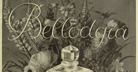 VINTAGE - Caron Bellodgia EDT sample & decant