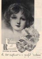 VINTAGE - Caron Fleurs de Rocaille EDT
