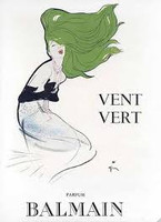 VINTAGE - Balmain Vent Vert EDT