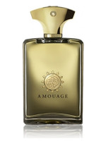 Amouage Gold Man samples & decants