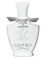 Creed perfume samples - Love in White