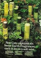 RETRO - Coty Sweet Earth Soft Mist of Hyacinth