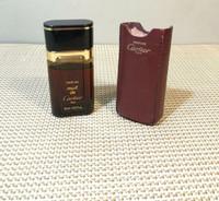 cartier must de cartier parfume sample