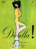 dior diorella sample & decant