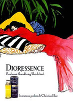 RETRO - Dior Dioressence EDT (1979 Gavarry Formulation)