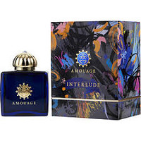 Amouage Interlude Woman samples & decants