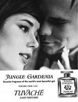 VINTAGE - Tuvache Jungle Gardenia Cologne Spray sample & decant