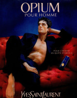 Yves Saint Laurent  Opium Pour Homme sample