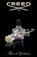 Creed perfume samples - Fleurs de Gardenia