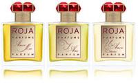 Roja Parfums (Roja Dove) Profumi d'Amore Collection - Set of Three 1/4ml Parfum Samples
