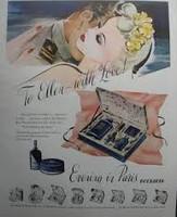 RETRO - Bourjois Evening in Paris Perfume Essence