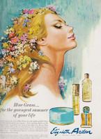RETRO - Elizabeth Arden Blue Grass Perfume Mist