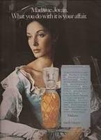 RETRO - Jovan Madame Perfume