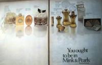RETRO - Jovan Mink & Pearls Essence of Mink Oil