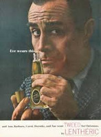 RETRO - Lentheric Tweed Cologne