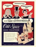 RETRO - Shulton Old Spice After Shave