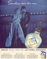 RETRO - Williams Aqua Velva Ice Blue After Shave