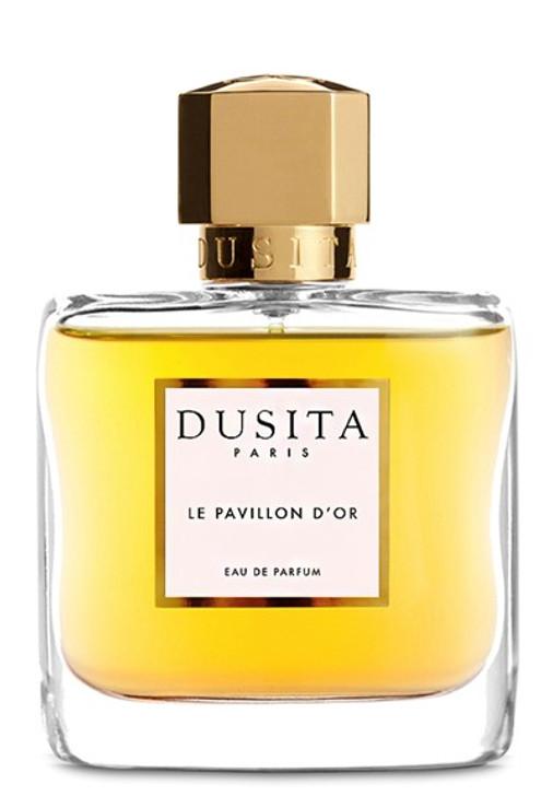 Dusita Le Pabillon D'Or perfume saple