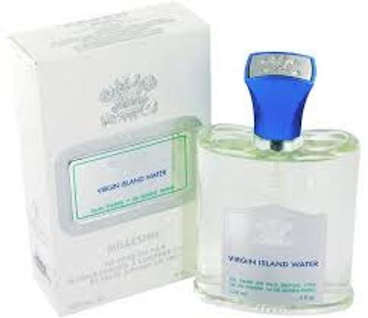 Creed perfume samples - Virgin Island Water