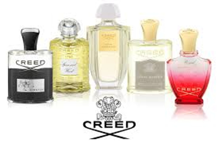 Creed perfume fragrance samples decants - Millesime Imperial