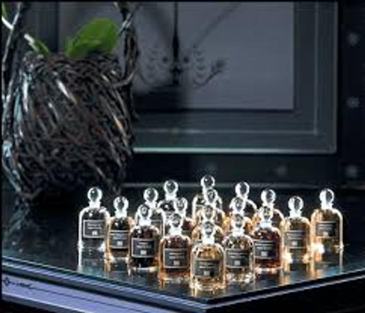 Serge Lutens perfume sample Un Voix Noire