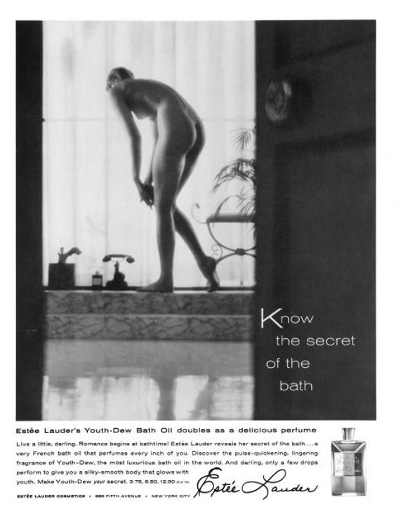 RETRO - Estee Lauder Youth Dew Bath Oil