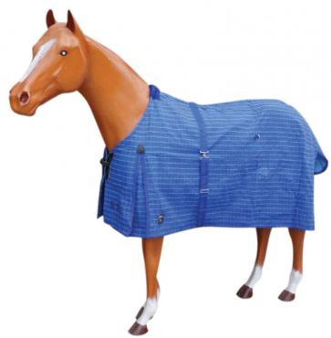 Unlined Canvas Horse Rug