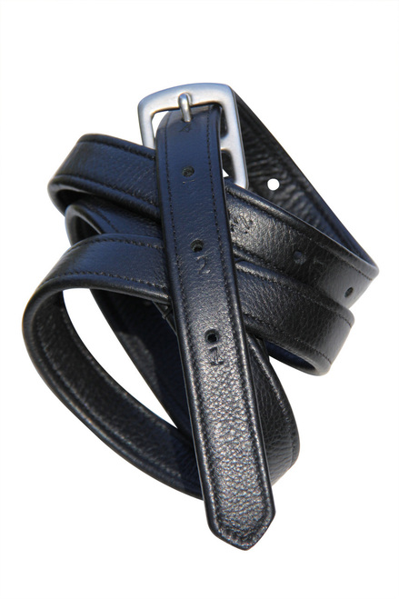 Nappa Covered Stirrup Leathers