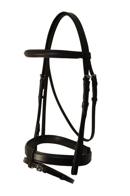 Newcomer Show Snaffle Bridle