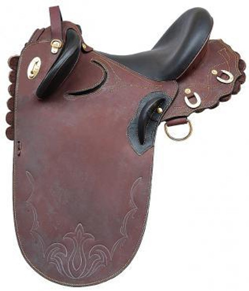 NRD Barcoo Poley Saddle