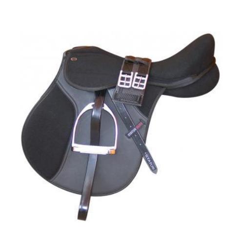 Status Elite GP Saddle Kit with Self Adjusting Gullet