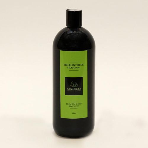 Judges Choice Brilliant Blue Shampoo 1 litre