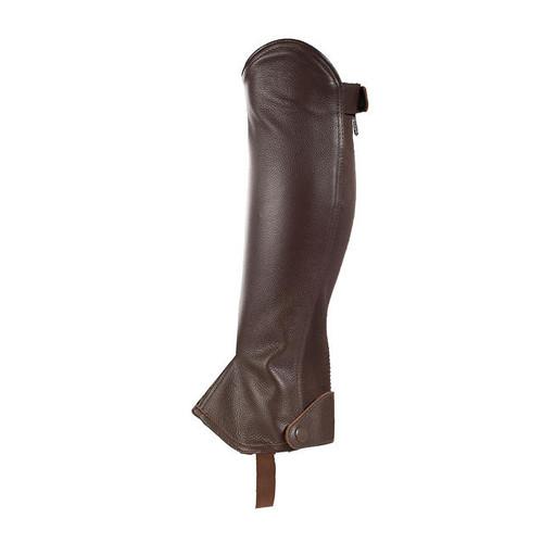 Horze Leather Half Chap