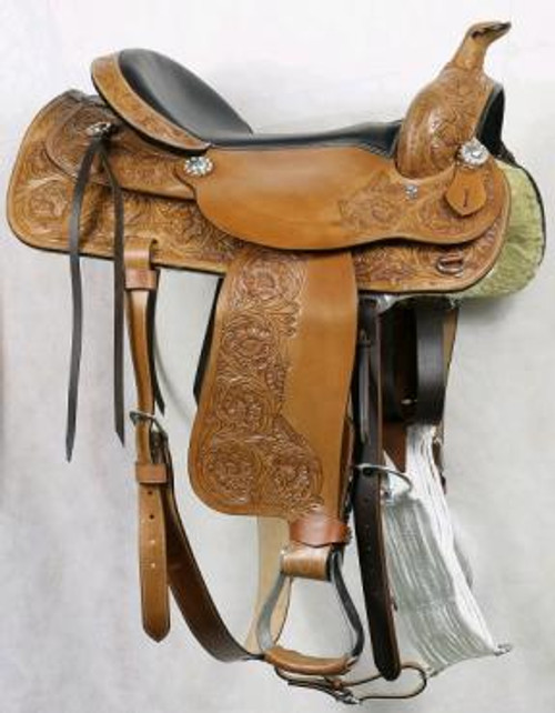 Vaquero Western Saddle - Aussie Saddlery