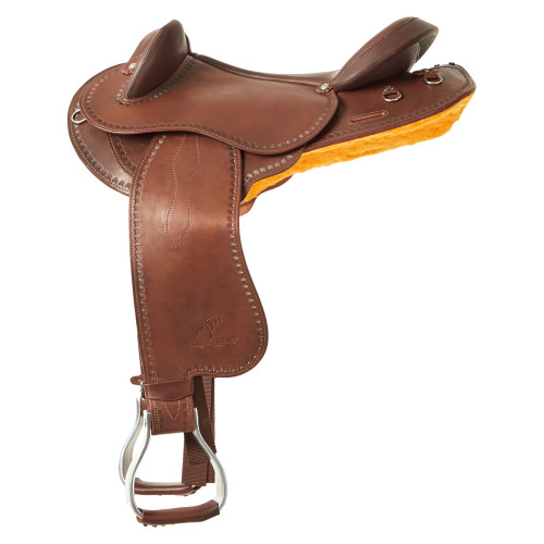 Syd Hill Premium Half Breed with Adjustable Gullet FREE SHIPPING AND GIRTH DEAL