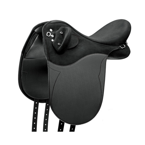 Wintec Pro Junior Stock Saddle with HART Technology- NEW Improved Model