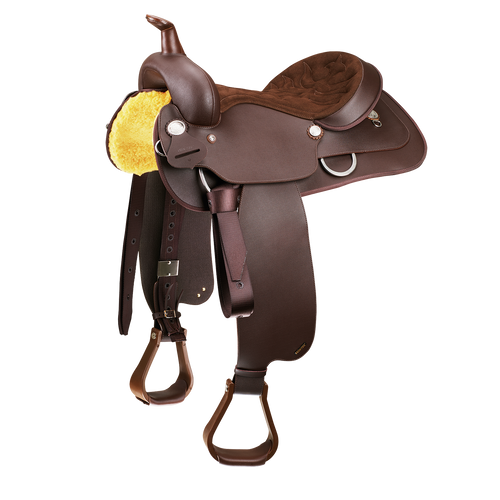 Wintec Western All Rounder Saddle