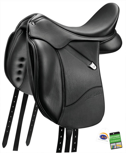Bates Isabell Saddle with CAIR