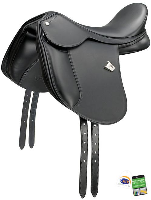 Bates Pony Dressage Saddle with CAIR
