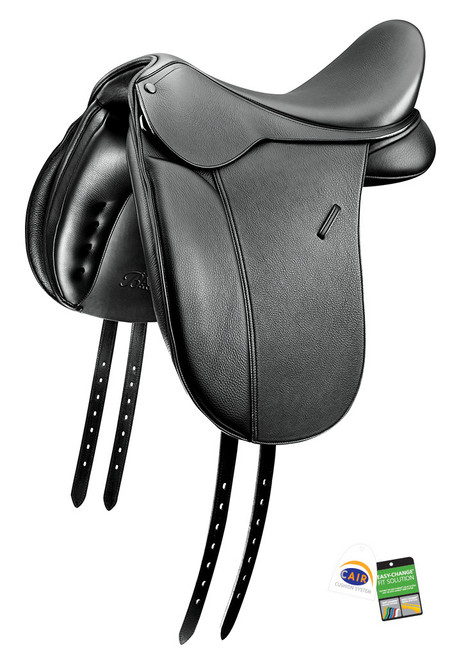 Bates Show Saddle with CAIR