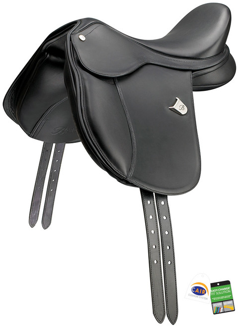 Bates Pony All Purpose Saddle with CAIR