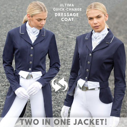 Equetech Ultima Quick Change Coat