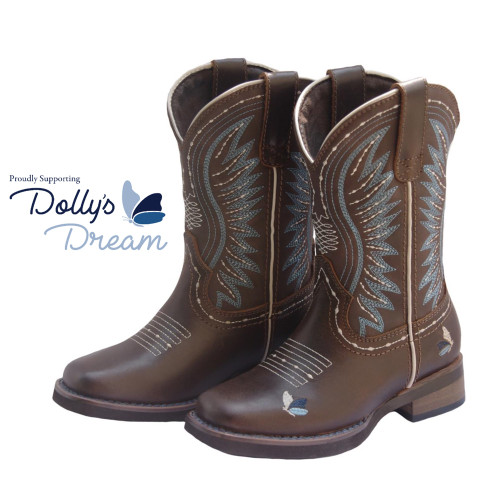 Dolly's Dream Boots Youth