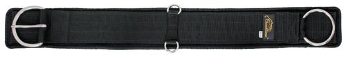 CAVALLINO AIR-TECH WESTERN BUCKLE/RING GIRTH
