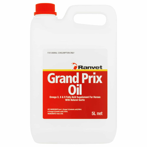 Ranvet Grand Prix Oil 5 Litres