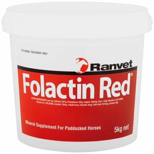 Ranvet Folactin Red 5kg