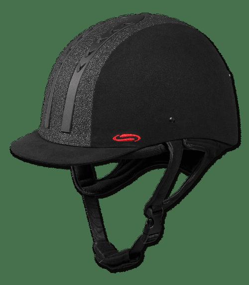 Swing Helmet Shine Black