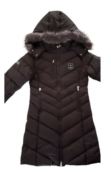 BARE Equestrian Winter Series - Hollie Jacket - Black FREE SHIPPING