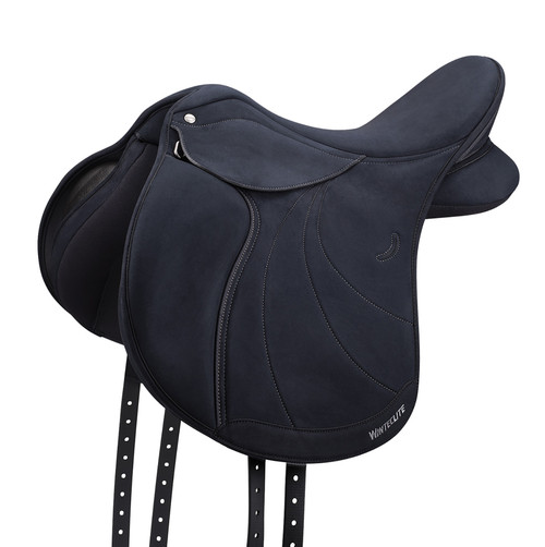 WintecLite WIDE All Purpose Saddle D'Lux with HART Technology NEW and IMPROVED