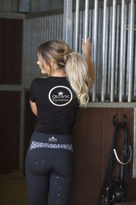 Crown Equestrian Adults Tee's